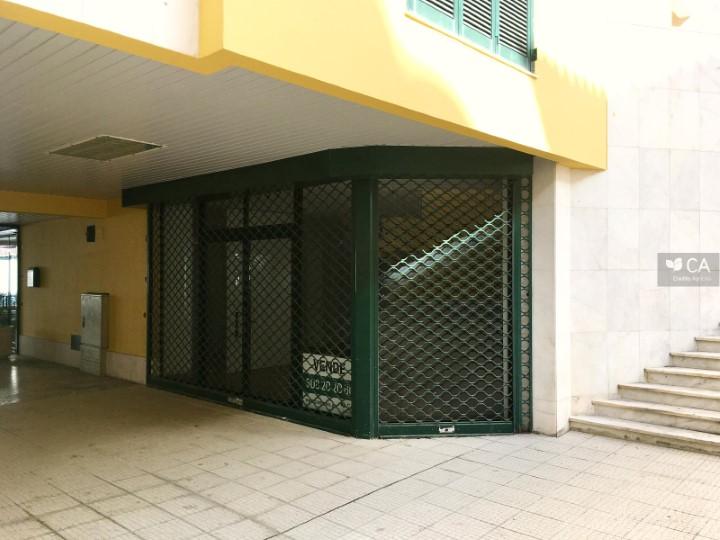Loja para venda com 55,6m² situada no centro da cidade de Beja