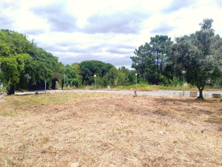 Lote de terreno destinado a construção com 312m², situado na Urbanização Alto das Vinhas em Sesimbra