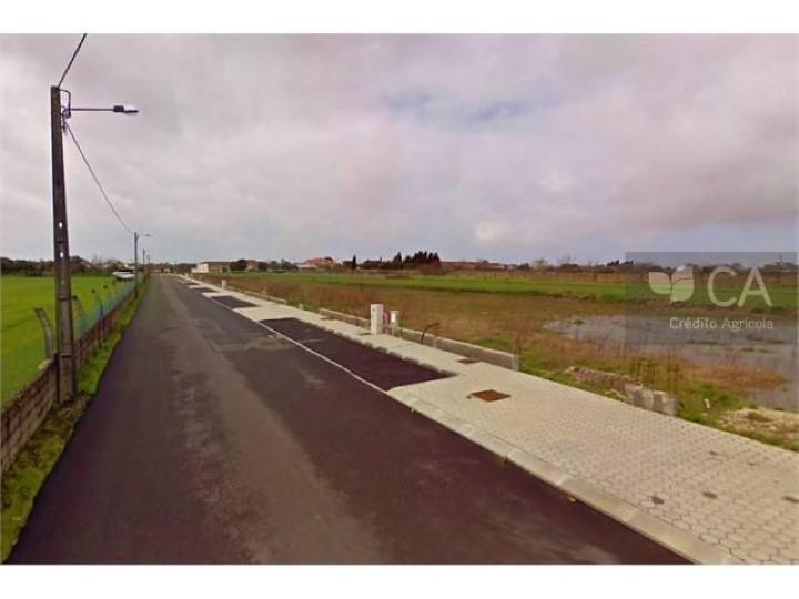 Terreno destinado à construção com 579,60 m2 localizado no concelho de Aveiro